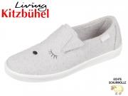 Living Kitzbühel 3053-620 hellgrau Wollfilz