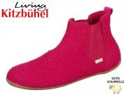 Living Kitzbühel 3064-362 magenta Wollfilz