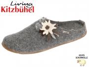 Living Kitzbühel 2664-610 grau Wollfilz