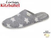Living Kitzbühel 3094-610 grau Wollfilz