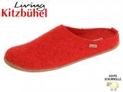 Living Kitzbühel 3285-350 rot Wollfilz