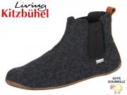 Living Kitzbühel 3064-600 anthra Schurwolle
