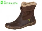 El Naturalista Nido N758 brown Soft Grain Lux Suede