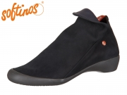 Softinos Farah 900085 535 navy Nubuck Smooth