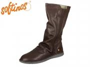Softinos Teya 900328 010 dk brown  Smooth
