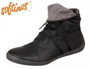 Softinos Nup 900410 003 black Smooth