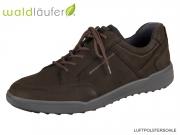 Waldläufer Hunter 950002-200990 schiefer schwarz Velour