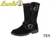 Lurchi 33-16521-21 black Suede