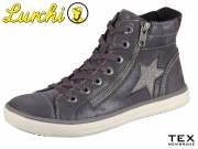 Lurchi 33-13618-25 charcoal Suede