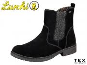 Lurchi Luana 33-17015-01 black Suede