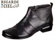 Regarde Le Ciel Isabel Melany-FW17-85-113 black kombi Glove