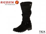 Ricosta Riana 72.22000-090 schwarz Velour