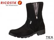 Ricosta Zera 72.22700-097 schwarz Velour