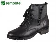 Remonte D8278-01 schwarz kombi Cristallino