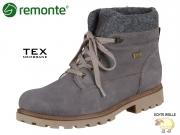 Remonte D7476-45 gris Talamon