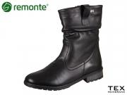 Remonte R3367-02 schwarz Cristallino Tex
