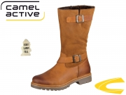 camel active Canberra 873.74-12 Soft Cracy Horse Oil Suede