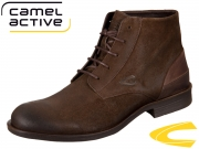 camel active Check 499.12-02 Suede Vintage Vintage Cracy Horse