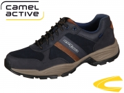 camel active Evolution 138.30-02 midnight Oil Nubuk Suede Kombi