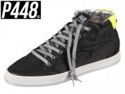 P448 Love Love BS bl Black Nylon