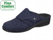 Finn Comfort Andermatt 06550-416048 darblue Wollfilz
