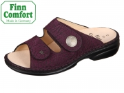 Finn Comfort Sansibar 02550-568266 grape Mambo