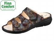 Finn Comfort Kailua 02597-901676 marron schwarz Fleur Buggy