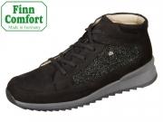 Finn Comfort Burley 02378-901536 schwarz Nubuk Jannots