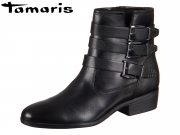 Tamaris 1-25952-39-001 black Leder Synthetik