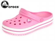 Crocs Crocband Kids 204537-6U9 PtPk Crosslite