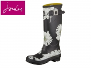 Tom Joule Welly Print Welly Print blkflor Rubber