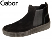 Gabor 73.731-17 schwarz grey Dreamvelour Micro