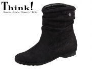 Think! Keshuel 81129-00 schwarz Calf Nubuk