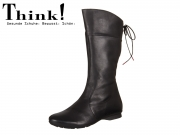 Think! Keshuel 81119-00 schwarz Soft Calf Veg