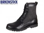 Birkenstock Gilford High 1007059 black Natural Leather