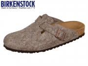 Birkenstock Boston 160583 cacao Filz