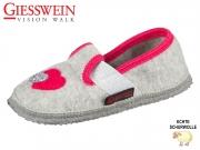 Giesswein Thierstein 49040-039 kiesel Filz