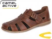 camel active Kreta 410-12-05 nut Diped Leather