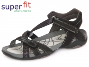 SuperFit Nancy 0-00161-01 schwarz Nubuk
