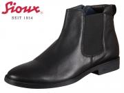 Sioux Fokko-XL 34601 schwarz Foulardcalf