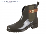 Tommy Hilfiger Oxley FW0FW01294-O1285XLEY 13 R military green