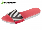 Ipanema Rider SX Slide FEM 082135-00-8165 white red black