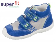 SuperFit Softtippo 2-00344-85 bluet kombi Velour Textil