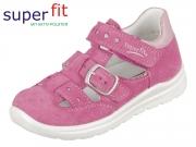 SuperFit Mel 2-00430-64 pink kombi Velour Textil