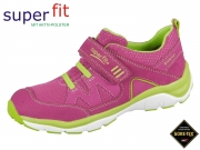 SuperFit Sport5 2-00241-64 pink kombi Velour Tecno Textil