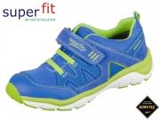 SuperFit Sport5 2-00241-85 bluet kombi Velour Tecno Textil