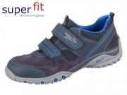 SuperFit Sport 4 2-00224-81 ocean kombi Velour Tecno Textil
