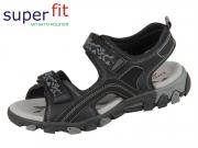 SuperFit HIKE 2-00451-00 schwarz Tecno Textil