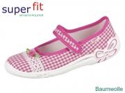 SuperFit Belinda 2-00287-64 pink kombi Textil