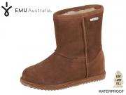 EMU Australia Brumby Lo Teen K10773 oa oak Waterproof Suede